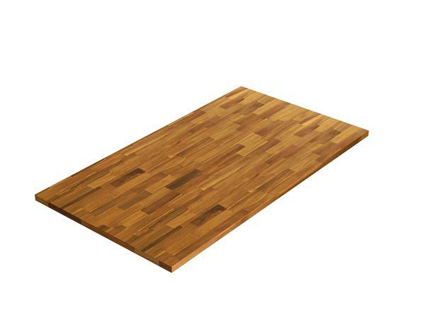Picture of Acacia Kitchen Shelf - Golden Teak 20inch x 36inch x 0.71inch