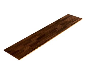 Picture of Acacia Kitchen Shelf - Espresso 20inch x 96inch x 0.71inch