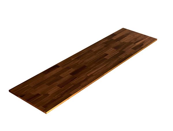 Picture of Acacia Kitchen Shelf - Espresso 20inch x 72inch x 0.71inch