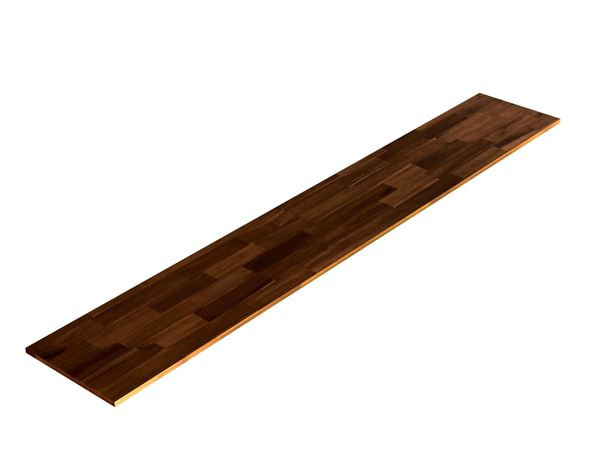 Picture of Acacia Kitchen Shelf - Espresso 16inch x 96inch x 0.71inch