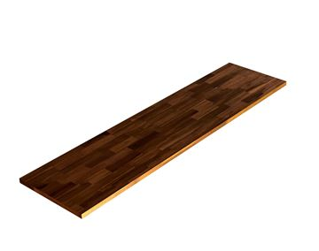 Picture of Acacia Kitchen Shelf - Espresso 12inch x 48inch x 0.71inch