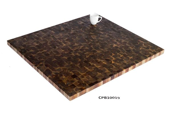 Picture of Large Espresso Butcher Block Cutting Board
