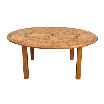 roulette patio table