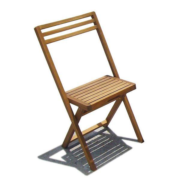 large patio folding chair