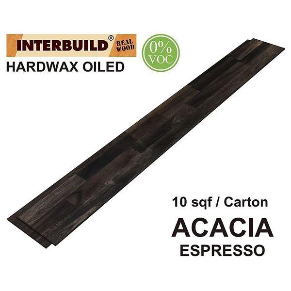 espresso wall boards