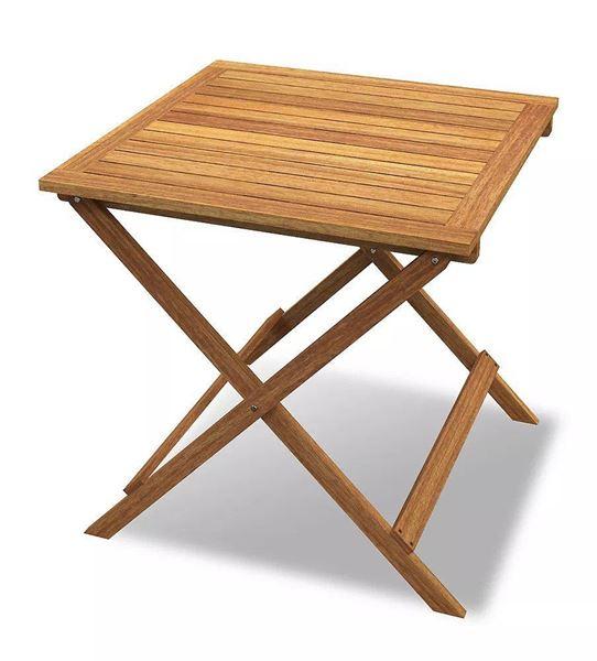 Acacia Sydney Folding Bistro Table