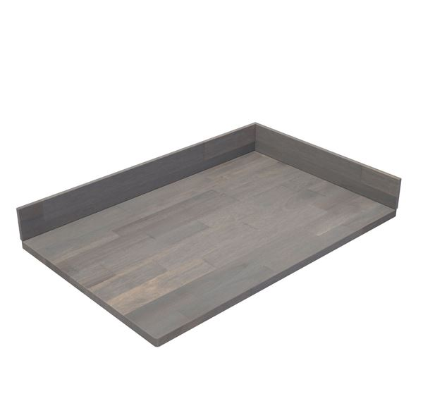 Dusk Grey Vanity Countertop