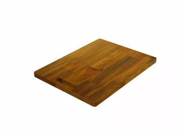 Golden Teak Butt Joint Cutting Board