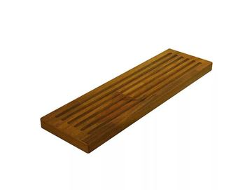 Butt Edge Chopping Board Golden Teak