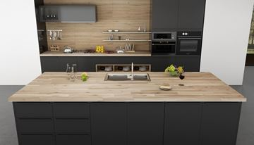 Acacia Countertop Unfinished