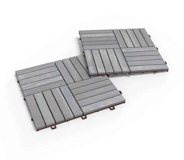 Dusk Grey Deck Tiles