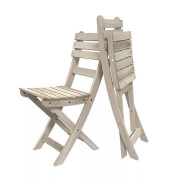organic white sofia chair