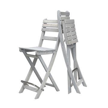 dusk grey sofia bar stool