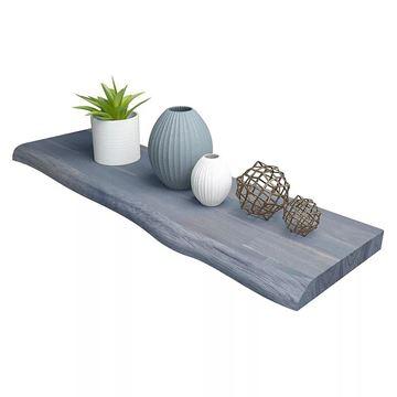 Dusk Grey Floating Shelf